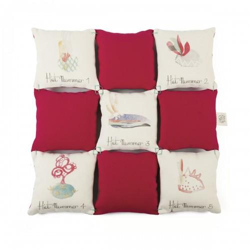 FUCHSIA Modular cushion