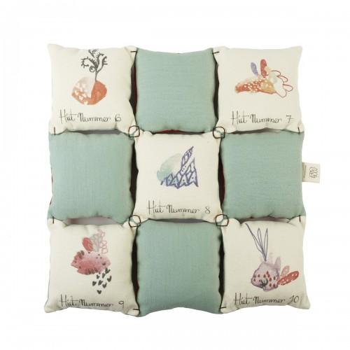 TURQUOISE Modular cushion